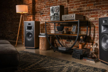 Klipsch Forte IV Lautsprecher Retro Vintage Heritage Speaker Test News Review