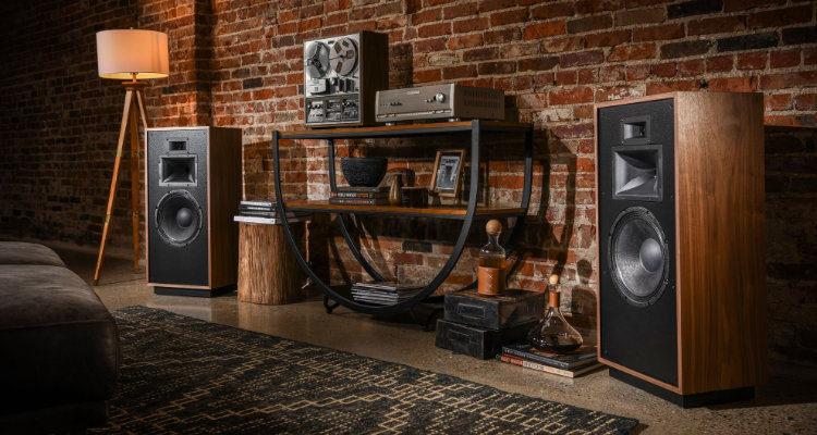 Klipsch Forte IV Lautsprecher Retro Vintage Heritage Speaker Test News Review