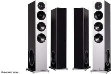 Definitive Technology Demand D15 D17 Lautsprecher Speaker Test Review