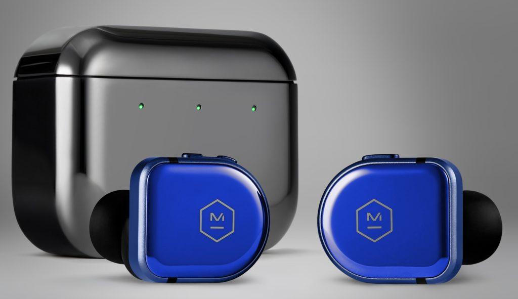 Master & Dynamic MW08 Earphones True Wireless Kopfhörer In-Ear