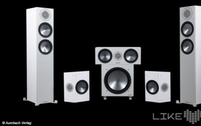 Monitor Audio Bronze Cinema 200 5.1-Lautsprecher-Set Test Review Speaker