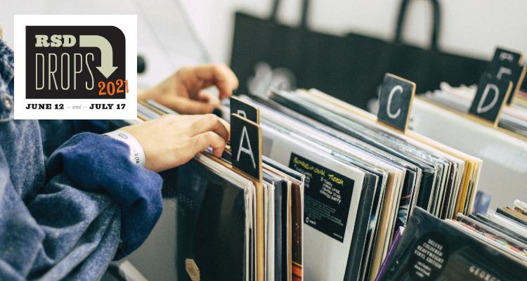 Record Store Day 2021 RSD Drops Vinyl Schallplatten Digging