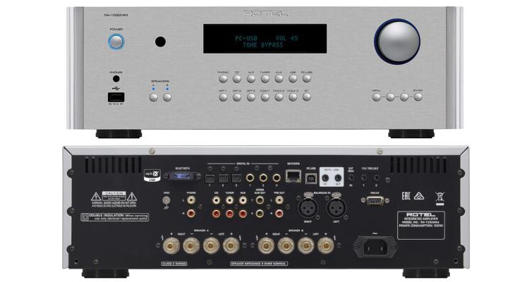 Rotel Verstärker RA-1592MKII HiFi Amplifier News Test Review Michi