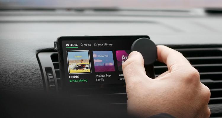 Spotify Car Thing Radio Smart Streaming Music HiFi