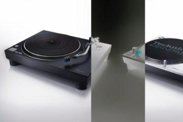 Technics SL-1200MK7 Silber Silver und SL-100C Plattenspieler Turntable News Test Review