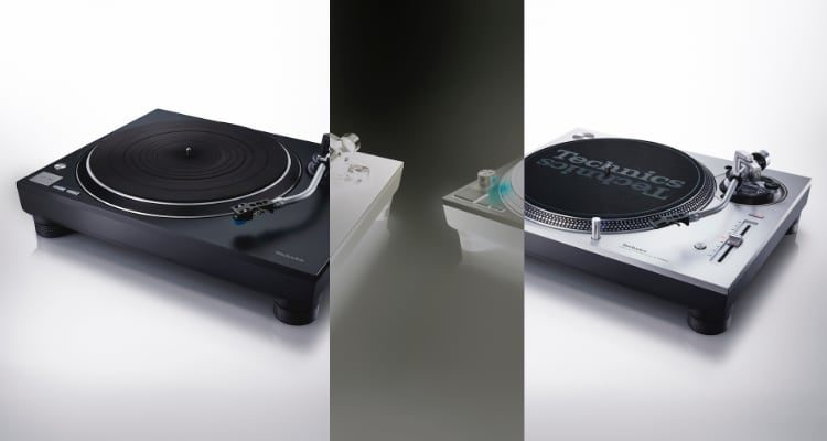 Technics SL-1200MK7 Silber Silver und SL-100C Plattenspieler Turntable News Test Review