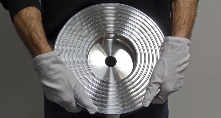 Transrotor Rossini Plattenspieler Test Acryl 25/60 Review Turntable High End Acrylteller