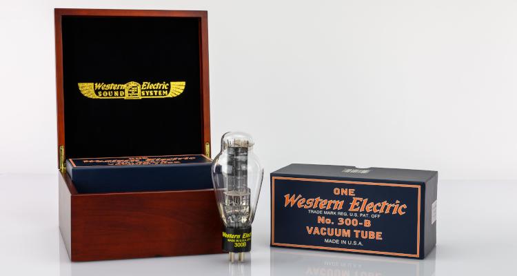 Western Electric 300B Röhre Vacuum Tube Amp Triode 2021