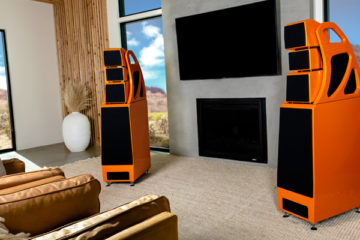 Wilson Audio Alexx V High End Lautsprecher Speaker Orange Bergamot Test Review Price
