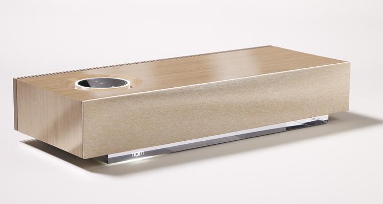 Naim Mu-so 2 Premium Wood Edition Light Oak kabellos Musiksystem All-In-One