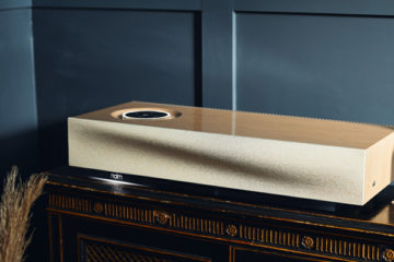 Naim Mu-so 2 Premium Wood Edition Light Oak kabellos Musiksystem All-In-One
