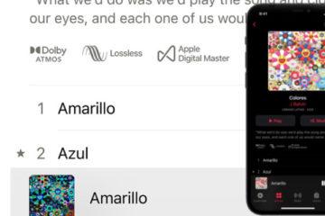 Apple Music 3D Audio Lossless Musikstreaming Dienst