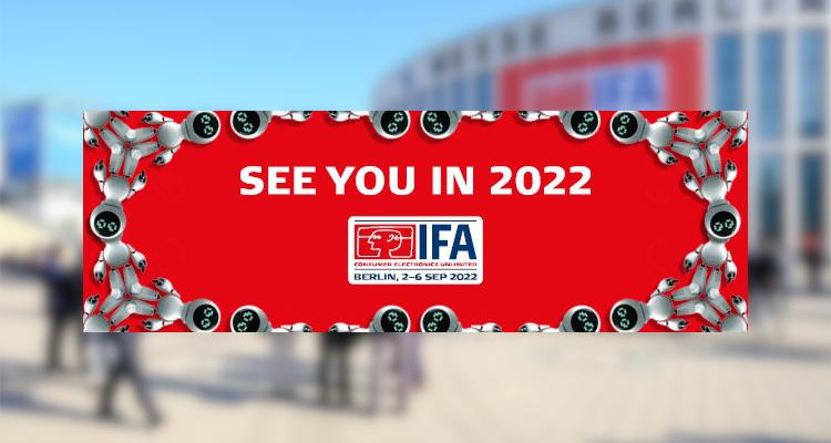 IFA Messe Berlin Absage Corona 2021 2022