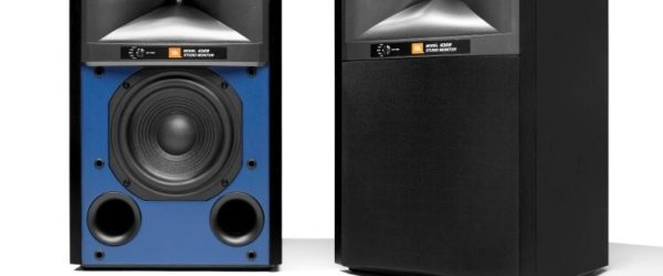 JBL 4309 Studio-Lautsprecher Bookshelf Loudspeaker Harman Luxury Audio