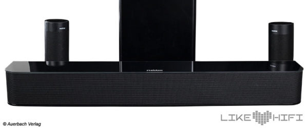 Test Revox Studioart 5.1 Heimkino-System B100, A100, P100 & S100 Review Heimkino Lautsprecher Set Surround