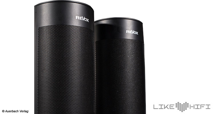 Revox Studioart 5.1 Heimkino-System A100 Lautsprecher Surround Set Test Review