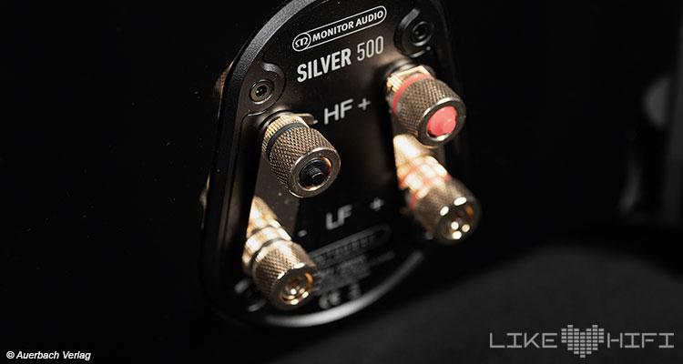 Test: Monitor Audio Silver 500 (6G) Standlautsprecher Review Speaker