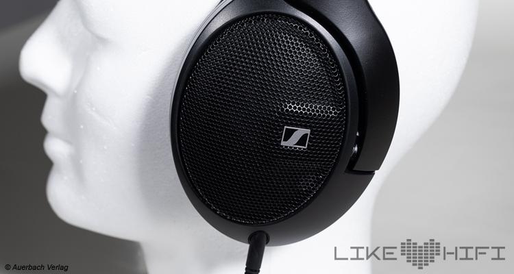 Anschluss Sennheiser HD 560S Test offene Over-Ear-Kopfhörer Headphones Review