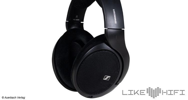 Sennheiser HD 560S Test offene Over-Ear-Kopfhörer Headphones Review HiFi
