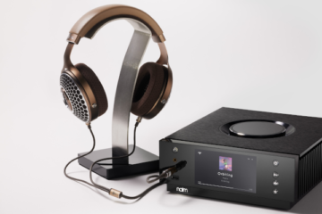Naim Audio Uniti Atom Headphone Edition Kopfhörer Verstärker Focal
