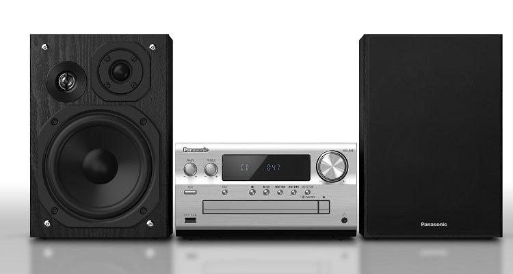 Panasonic SC-PMX802: HiFi-Premium-System der Extraklasse