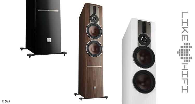 Dali Rubicon 6 C Aktive Standlautsprecher Review Test Speaker Streaming Aktivlautsprecher Bändchen Hochtöner