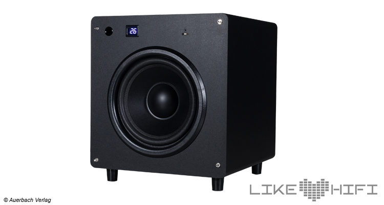 Velodyne Wi-Q 10 Subwoofer Test Review