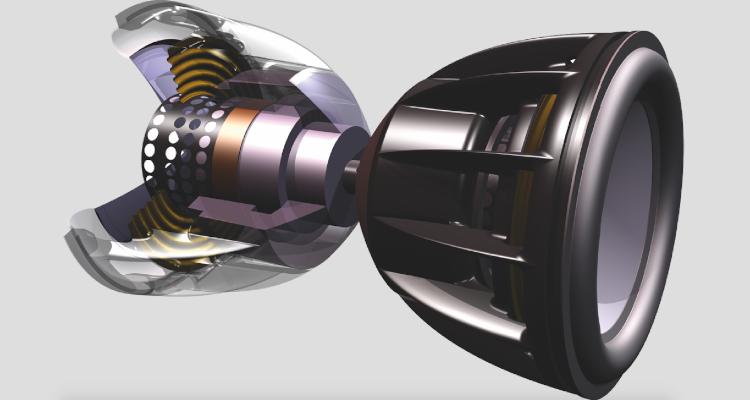 Test Vivid Audio Giya G3 Standlautsprecher Speaker Loudspeaker Review Nautilus Chassis Big Bottom