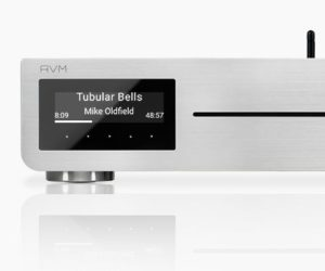 AVM Inspiration CS 2.3 All-In-One Streaming CD-Receiver Verstärker Player