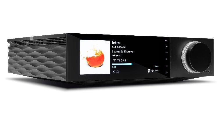 Cambridge Evo 150 Amp Verstärker Player News Test Review