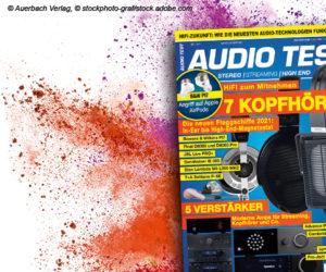 AUDIO TEST Magazin Ausgabe 0521 2021 Juni Kopfhörer Test Review