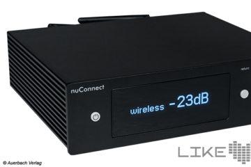 Test Nubert nuConnect ampX digitaler Vollverstärker Review