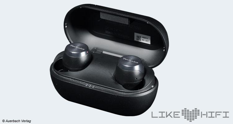 Test Technics EAH-AZ70 In-Ear-Kopfhörer True Wireless Earbuds Review InEars