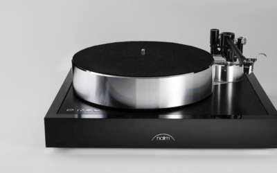 Naim Audio Solstice Turntable Plattenspieler Special Edition News Test Review