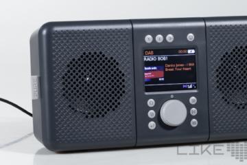 Pure Elan Connect+ Radio Test Review Speaker Digitalradio DAB+
