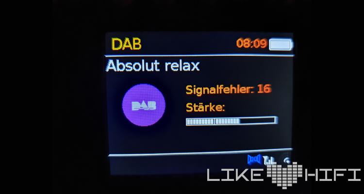 Pure Elan Connect+ Radio Test Review Speaker Digitalradio DAB+ Display