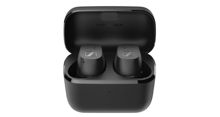 Sennheiser CX True Wireless In-Ear Kopfhörer im Ladecase