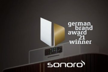 Sonoro German Brand Award 2021