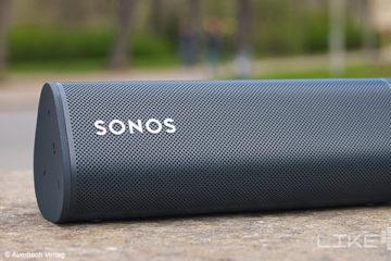 Sonos Roam Smart Speaker Lautsprecher Bluetooth Multiroom Test Review