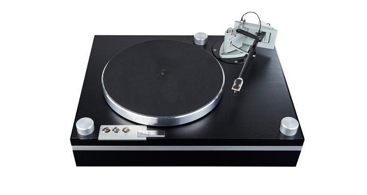 High End Laufwerk Thiele TT01 Helmut Plattenspieler ATR Audio Trade