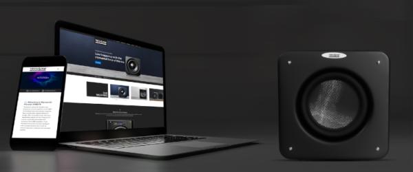 Velodyne Acoustics Webseite Neu Subwoofer Audio Reference