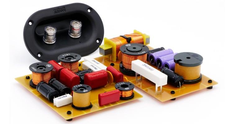 neue Weiche der nuBoxx Nubert Lautsprecher