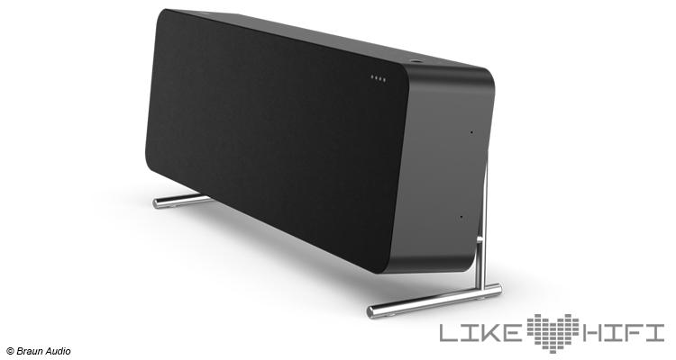 Braun Audio LE03 Test Review Smart Speaker Lautsprecher Multiroom LE Series Dieter Rams