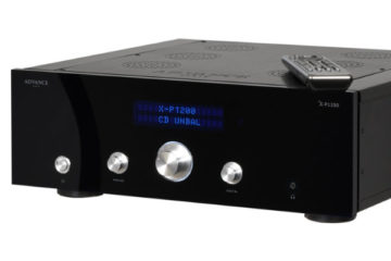 Advance Paris X-P1200 Stereo-Vorverstärker