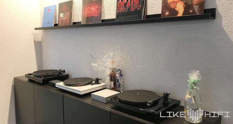 Audio Welt Chemnitz HiFi Fachhändler Laden Geschäft Plattenspieler kaufen Music Hall Vinyl