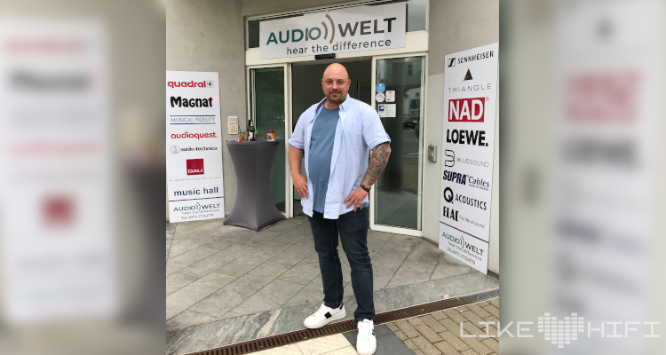 Audio Welt Chemnitz HiFi Fachhändler Laden Geschäft Thomas Thiele kaufen