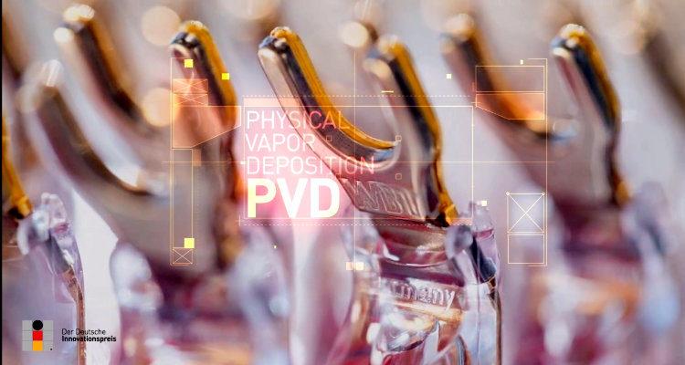 Deutscher Innovationspreis 2021 - WBT gewinnt mit PlasmaProtect