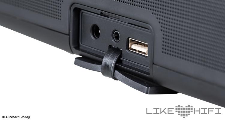 Dockin D Fine+ 2 Bluetooth-Lautsprecher Test Review kaufen