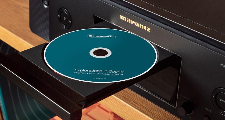 Marantz Vinyl Explorations in Sound Volumes 1 & 2 SACD