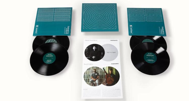 Marantz Vinyl Explorations in Sound Volumes 1 & 2 VMP